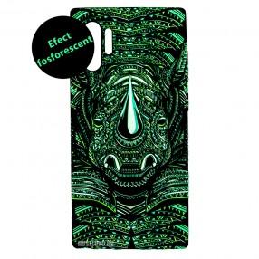 Husa Samsung Galaxy Note 10+ Plus LUXO TPU - Tribal Rhino