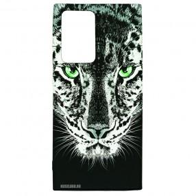 Husa Samsung Galaxy Note 20 Ultra LUXO TPU - Black Leopard