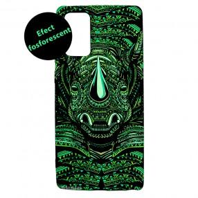 Husa Samsung Galaxy Note 20 LUXO TPU - Tribal Rhino
