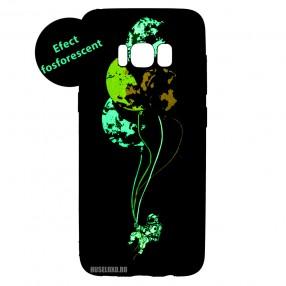 Husa Samsung Galaxy S8 LUXO TPU - Balloons or Planets