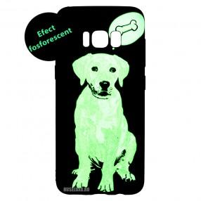 Husa Samsung Galaxy S8 LUXO TPU - Dog and Bone