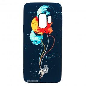 Husa Samsung Galaxy S9 LUXO TPU - Balloons or Planets