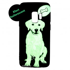 Husa Samsung Galaxy S9 LUXO TPU - Dog and Bone