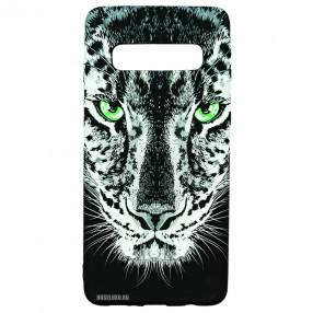 Husa Samsung Galaxy S10 Plus LUXO TPU - Black Leopard
