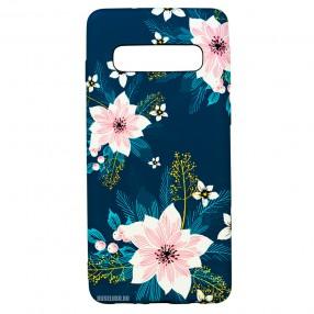 Husa Samsung Galaxy S10 Plus LUXO TPU - Summer Flowers