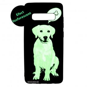 Husa Samsung Galaxy S10+ Plus LUXO TPU - Dog & Bone