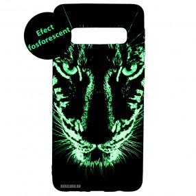 Husa Samsung Galaxy S10 LUXO TPU - Black Leopard