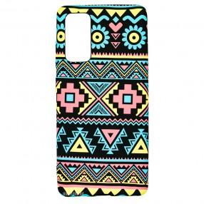 Husa Samsung Galaxy S20 FE LUXO TPU - Traditional Pattern