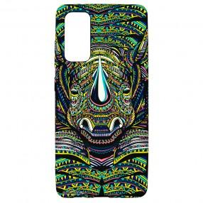 Husa Samsung Galaxy S20 FE LUXO TPU - Tribal Rhino