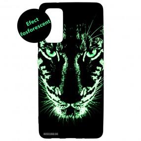 Husa Samsung Galaxy S20 Plus LUXO TPU - Black Leopard