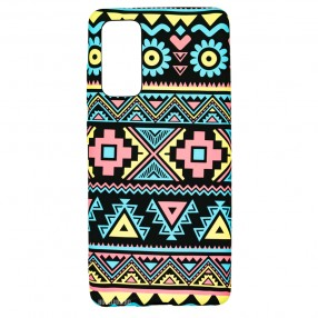 Husa Samsung Galaxy S20 Plus LUXO TPU - Traditional Pattern