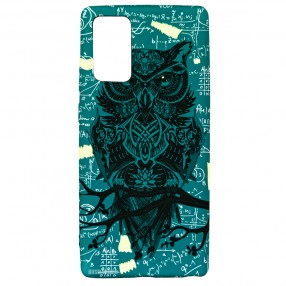 Husa Samsung Galaxy S20 LUXO TPU - Math Owl