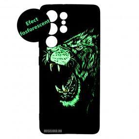 Husa Samsung Galaxy S21 Ultra LUXO TPU - King Lion