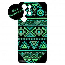Husa Samsung Galaxy S21 UItra LUXO TPU - Traditional Pattern