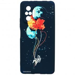 Husa Xiaomi Redmi Note 10 Pro LUXO TPU - Balloons or Planets