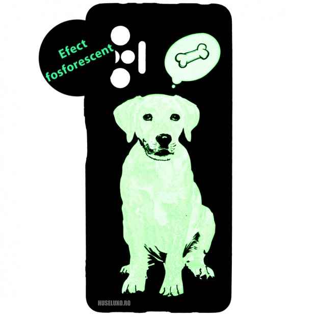 Husa Xiaomi Redmi Note 10 Pro LUXO TPU - Dog & Bone