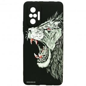 Husa Xiaomi Redmi Note 10 Pro LUXO TPU - King Lion