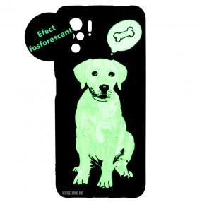 Husa Xiaomi Redmi Note 10 LUXO TPU - Dog & Bone