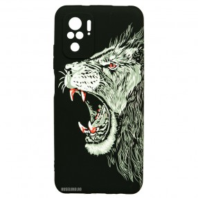 Husa Xiaomi Redmi Note 10 LUXO TPU - King Lion
