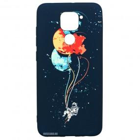 Husa Xiaomi Redmi Note 9 LUXO TPU - Balloons or Planets