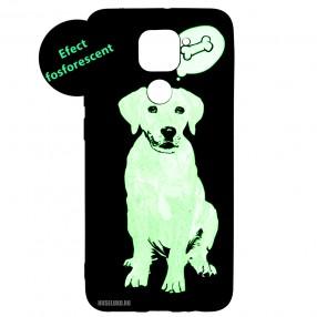 Husa Xiaomi Redmi Note 9 LUXO TPU - Dog & Bone
