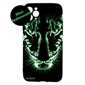 Husa iPhone 11 Pro Max LUXO TPU - Black Leopard