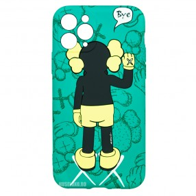 Husa iPhone 11 Pro LUXO TPU - Bye Kaws