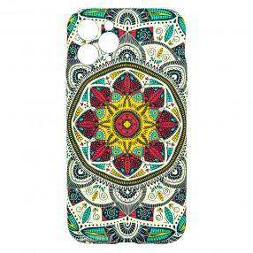 Husa iPhone 11 Pro LUXO TPU - Love Mandala