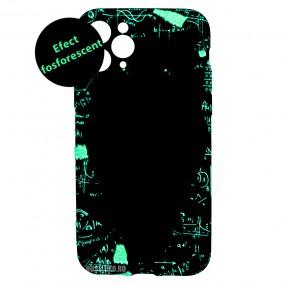 Husa iPhone 11 Pro LUXO TPU - Math Owl
