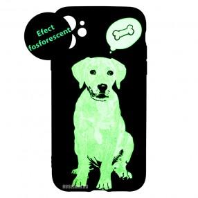 Husa iPhone 11 LUXO TPU - Dog & Bone
