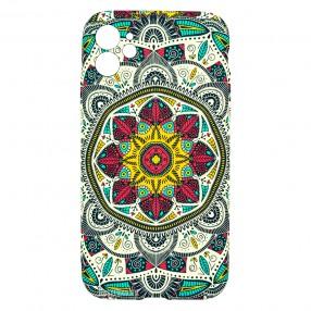 Husa iPhone 11 LUXO TPU - Love Mandala