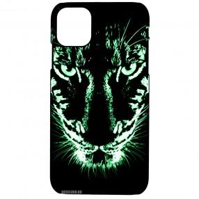 Husa iPhone 7/8/SE2 LUXO Hard Case - Black Leopard