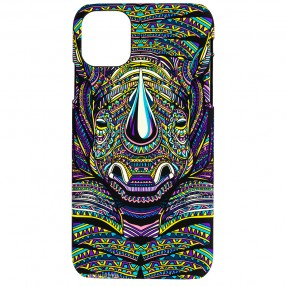 Husa iPhone 7/8/SE2 LUXO Hard Case - Tribal Rhino