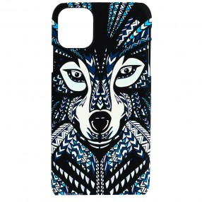Husa iPhone 7/8/SE2 LUXO Hard Case - Tribal Wolf