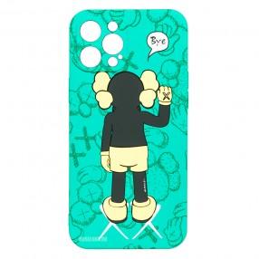 Husa iPhone 12 Pro MAX LUXO TPU - Bye Kaws