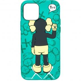 Husa iPhone 12 Pro LUXO TPU - Bye Kaws