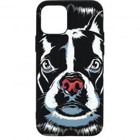 Husa iPhone 12 Pro LUXO TPU - The Bulldog