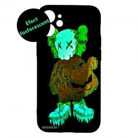 Husa iPhone 12 mini LUXO TPU - Kaws