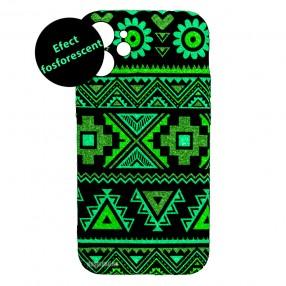 Husa iPhone 12 mini LUXO TPU - Traditional Pattern