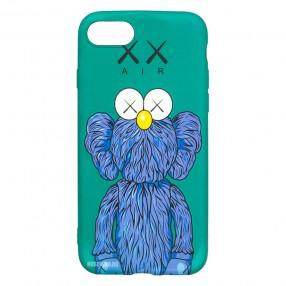 Husa iPhone 7/8/SE2 LUXO TPU - Blue Kaws