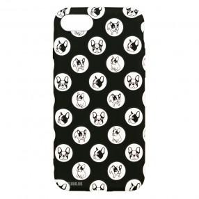 Husa iPhone 7/8/SE2 LUXO TPU - Bulldots