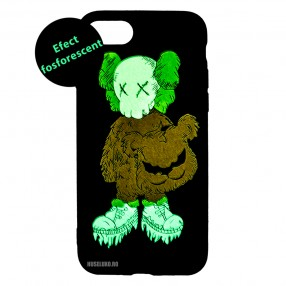 Husa iPhone 7/8/SE2 LUXO TPU - Kaws
