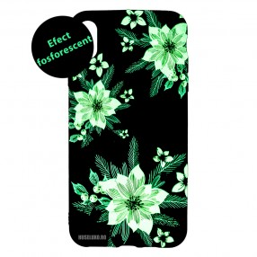 Husa IPhone X / XS LUXO TPU - Summer Flowers