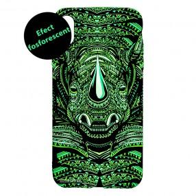 Husa IPhone X / XS LUXO TPU - Tribal Rhino