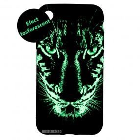 Husa IPhone XR LUXO TPU - Black Leopard