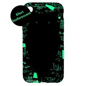 Husa IPhone XR LUXO TPU - Math Owl
