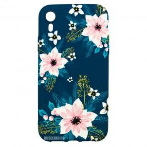 Husa IPhone XR LUXO TPU - Summer Flowers