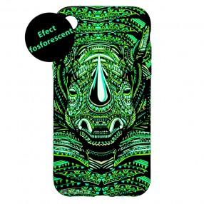 Husa IPhone XR LUXO TPU - Tribal Rhino