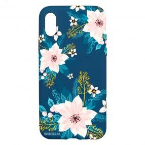 Husa IPhone XS MAX LUXO TPU - Summer Flowers
